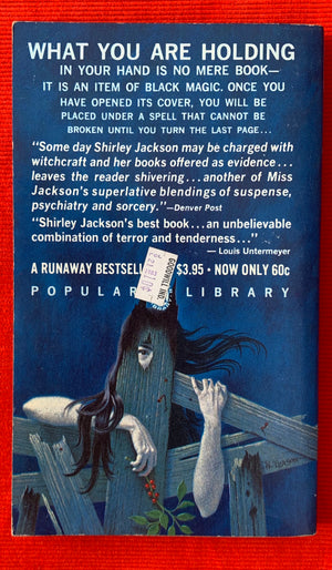 "1963, ""We Have Always Lived in the Castle"" By Shirley Jackson, Viking Press"