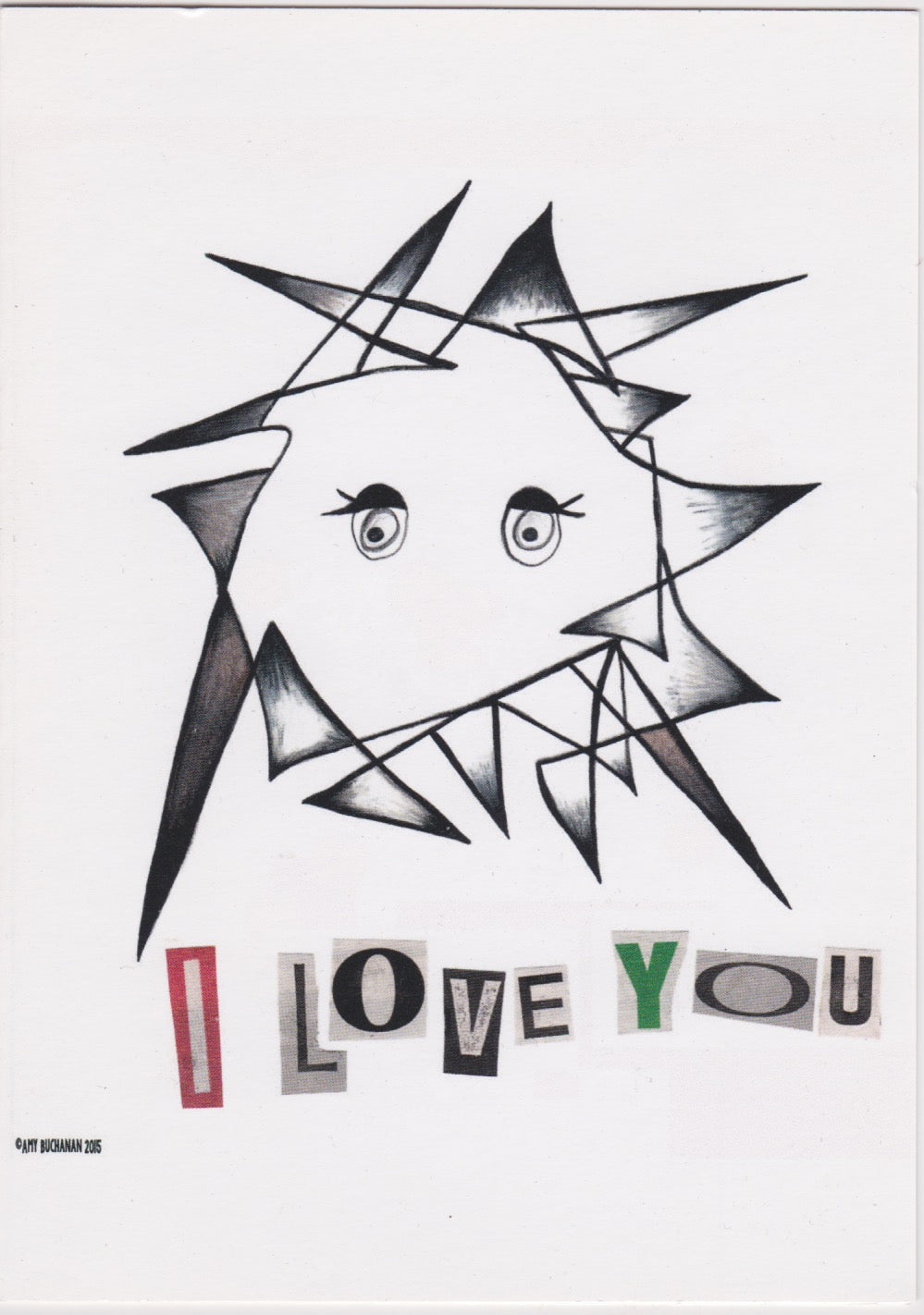 """I Love You"" by Amy Buchanan"