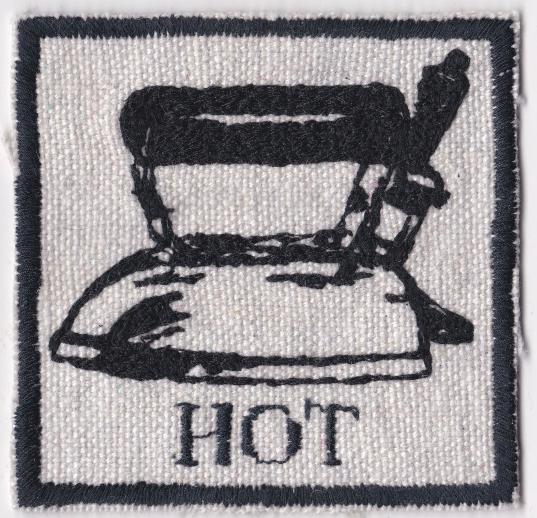 HOT Embroidered Patch