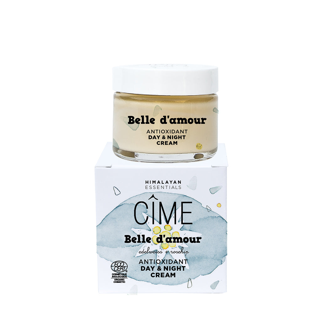 Belle d'amour | Antioxidant day & night cream