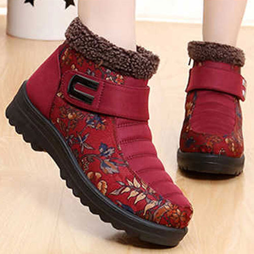 Non-Slip Warm Cotton Shoes Women's Winter Shoes