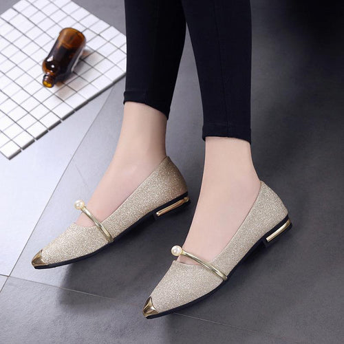 Loafer Shoes For Women Fashion Casual