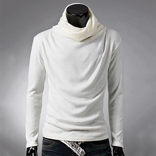 Fashion Mens Heap Collar 6 Colors Shirts