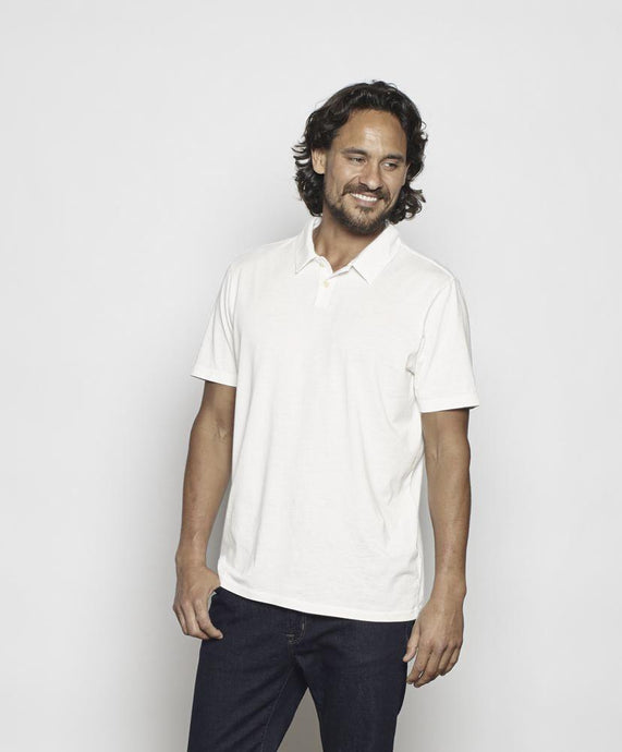OUTERKNOWN Dune Jersey Polo