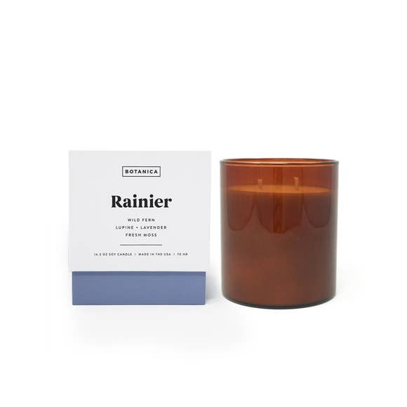BOTANICA Candles - Rainier