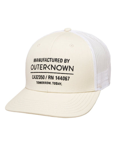 OUTERKNOWN Manufactured by Trucker Hat