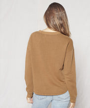 Load image into Gallery viewer, OUTERKNOWN Women's Solstice Cutaway Crew Sweatshirt