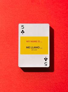 Lingo Cards - Spanish
