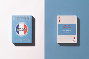 Lingo Cards - French
