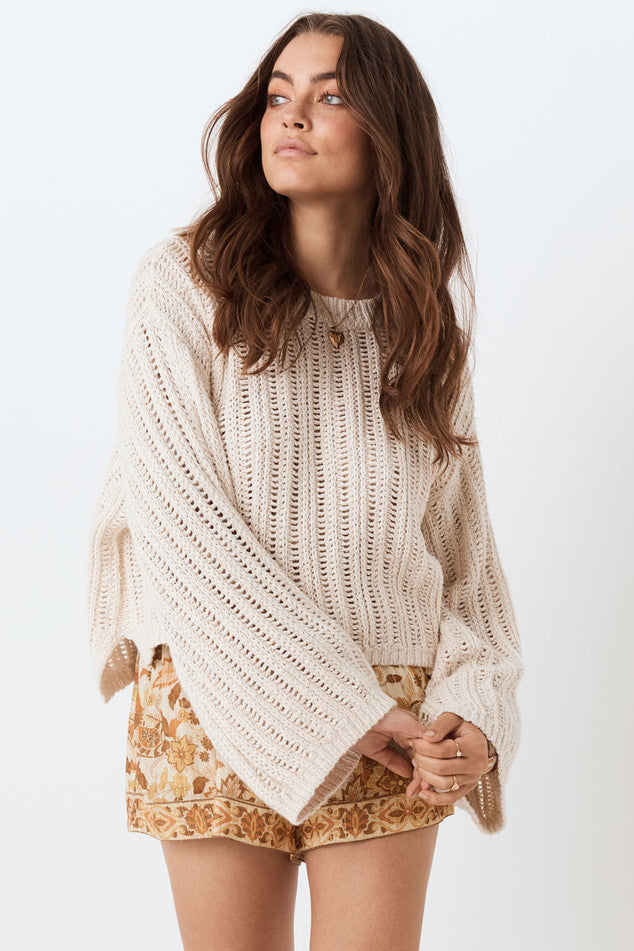 Spell & The Gypsy Collective Heather Knit Jumper