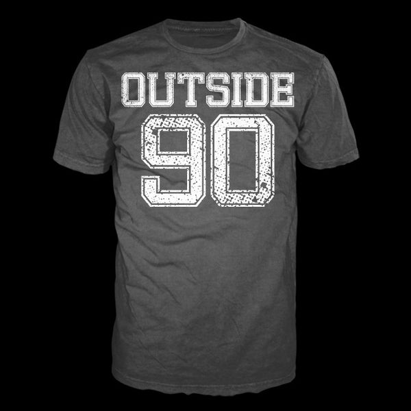 Outside 90 *Available in Black or White