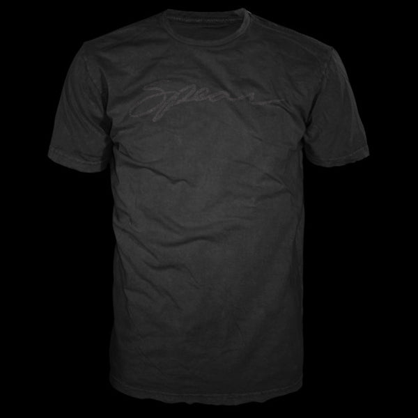 Spear TShirt - Black/Gray