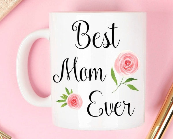 Best Mom Mug Tea Cups Beer Mugs Friend Gifts Coffee Mugs Ceramic Cup