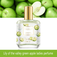 Fresh Perfume Natural Floral And Fruit Scent Perfume For Girls Elegant Lasting Fresh Fragrance Temptation Romantic Perfume