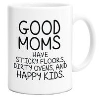 Mother's Day Coffee Mug (Good Moms) - 11 oz
