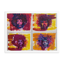 Load image into Gallery viewer, Jimi Framed poster