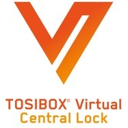 TOSIBOX® Virtual Central Lock License Package  TBVCL1LP100 electronic delivery