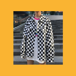 Checkered Jacket - shop.evol