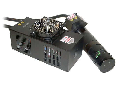 Lumentum 2211/14 Series Air-Cooled Argon Ion Laser In Rectangular And Cylindrical  Package