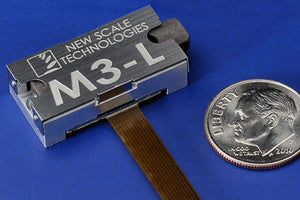 New Scale Technologies - M3-L micro linear actuator with embedded controller