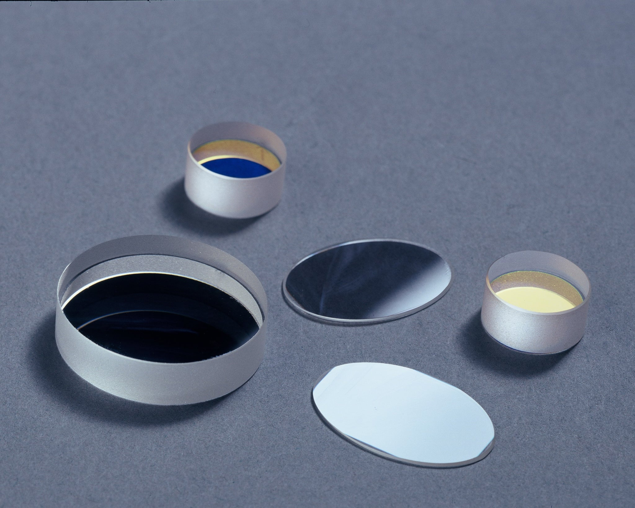 Dielectric Mirrors (BK7, 12.7 mm diameter, 3mm thickness)