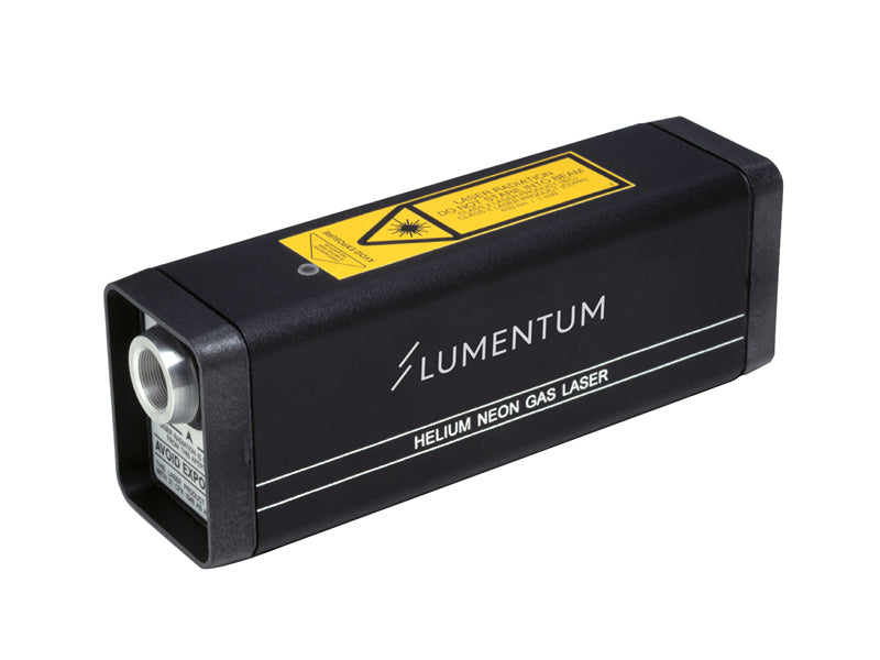 Lumentum Novette - Self Contained Helium Neon Laser systems, 632.6nm, up to 0.8mW