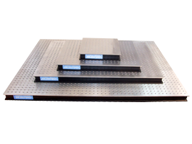 Zolix OTBB Series Ferromagnetic Stainless Steel Breadboard