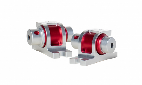 Rotators and Isolators