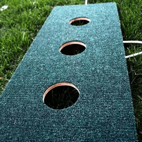 3 Hole Washers Game - Handmade in the USA