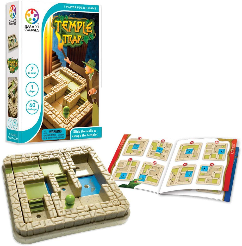 TEMPLE TRAP MAGNETIC GAME