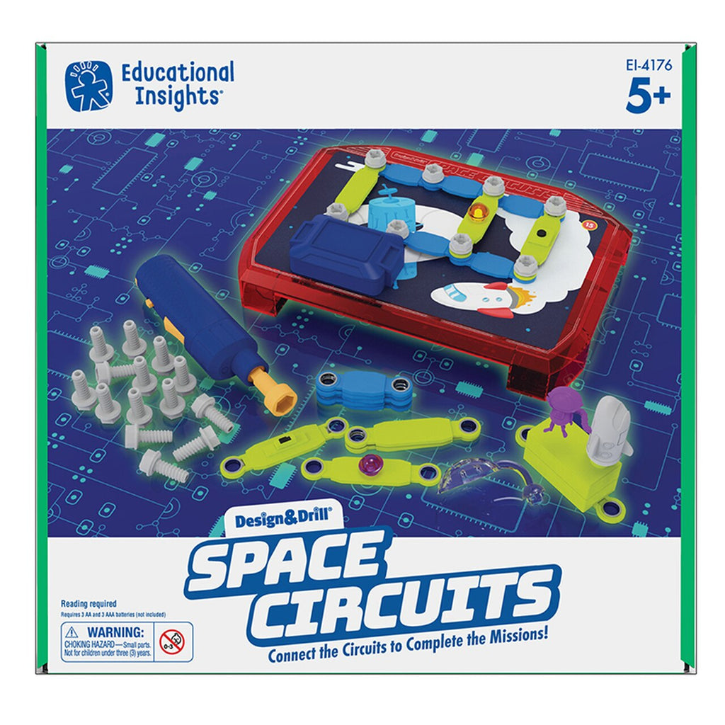 DESIGN & DRILL: SPACE CIRCUITS