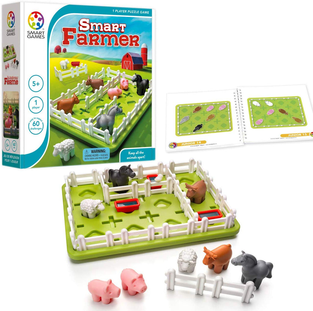 SMART FARMER COGNITIVE SKILL-BUILDING GAME