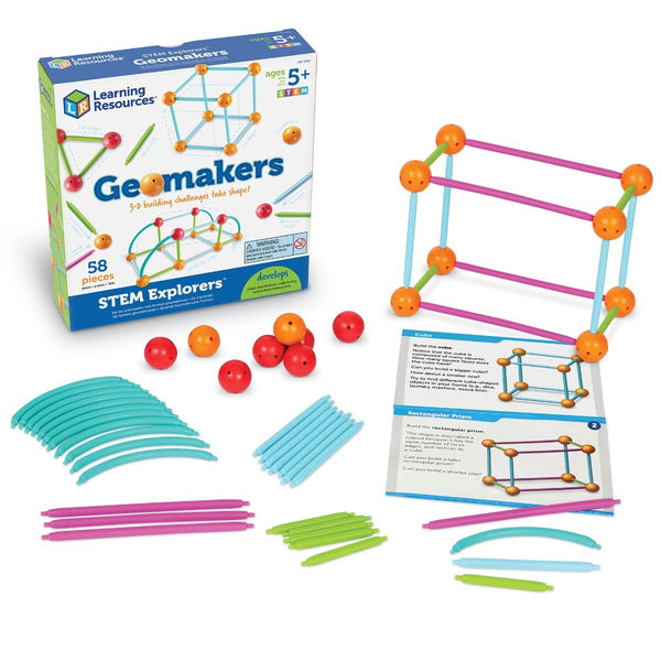 STEM EXPLORERS: GEOMAKERS