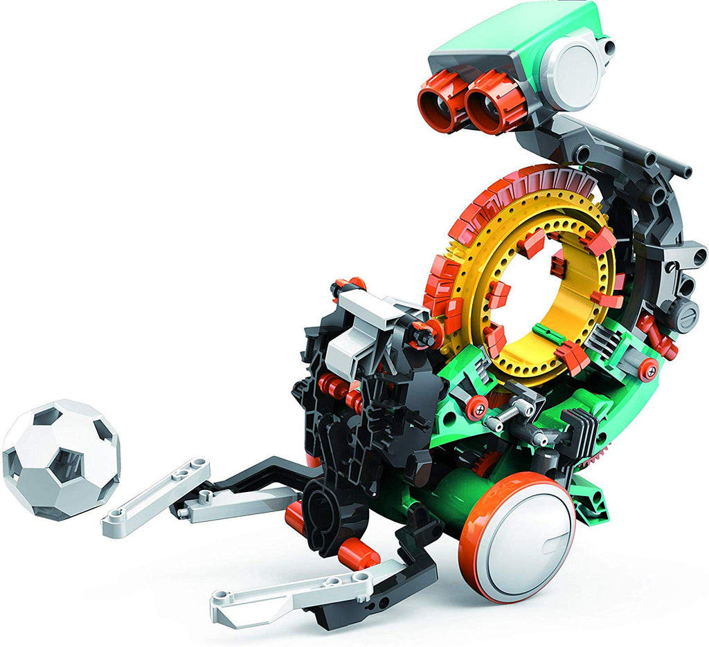 MECH-5 MECHANICAL CODING ROBOT