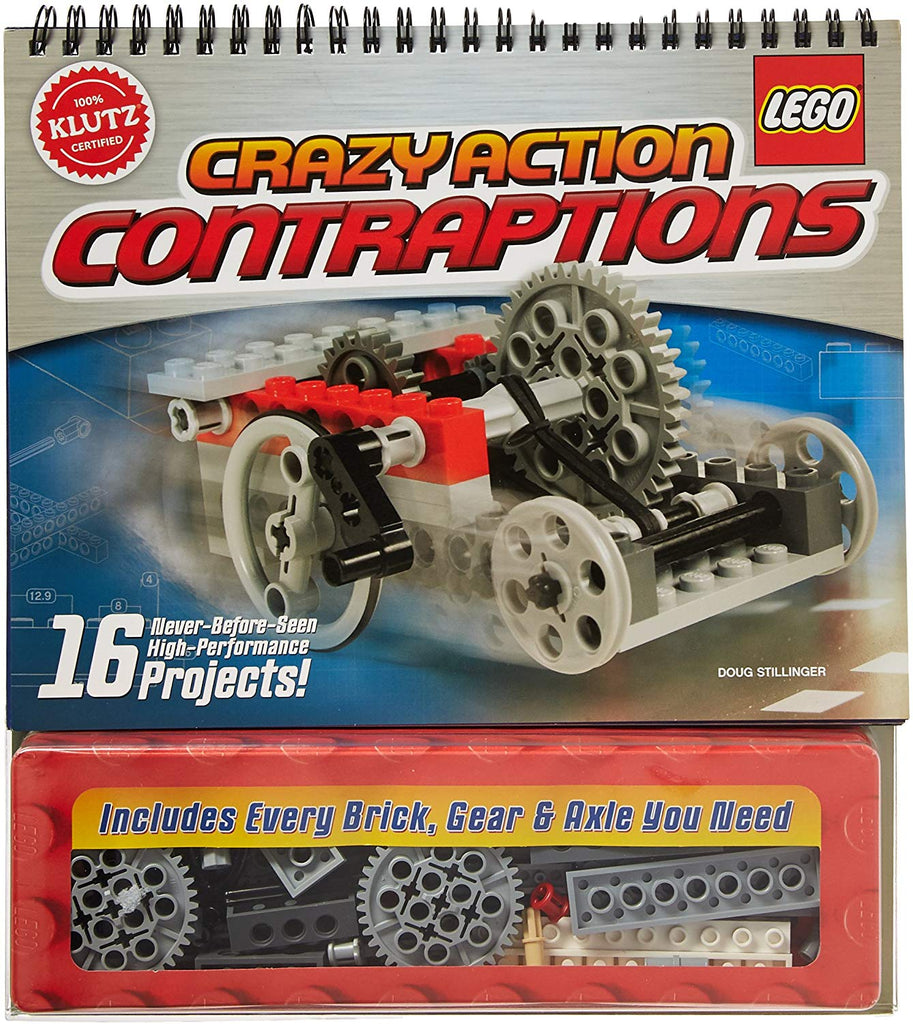 LEGO: CONTRAPTIONS CONSTRUCTION KIT