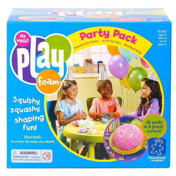 PLAYFOAM PARTY PACK