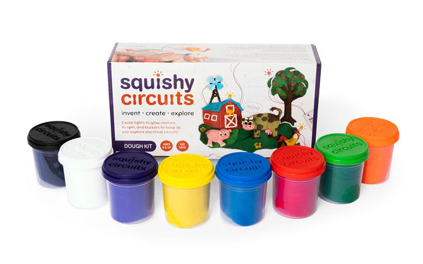 SQUISHY CIRCUITS: DOUGH KIT
