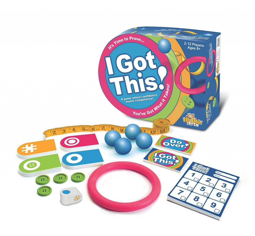I GOT THIS! GAME