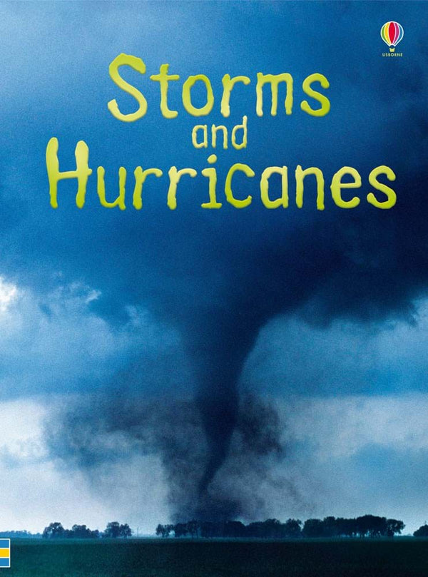 BEGINNERS SERIES: STORMS & HURRICANES