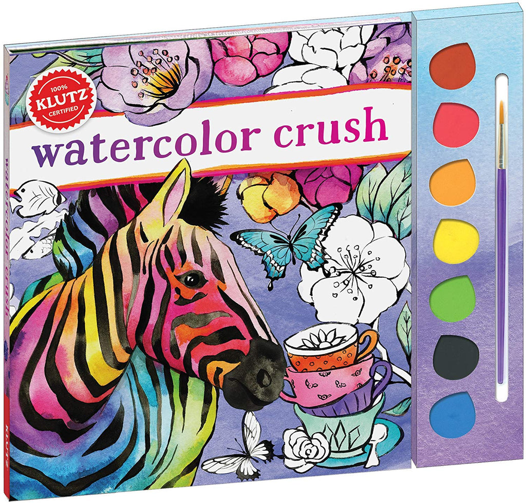 WATERCOLOUR CRUSH