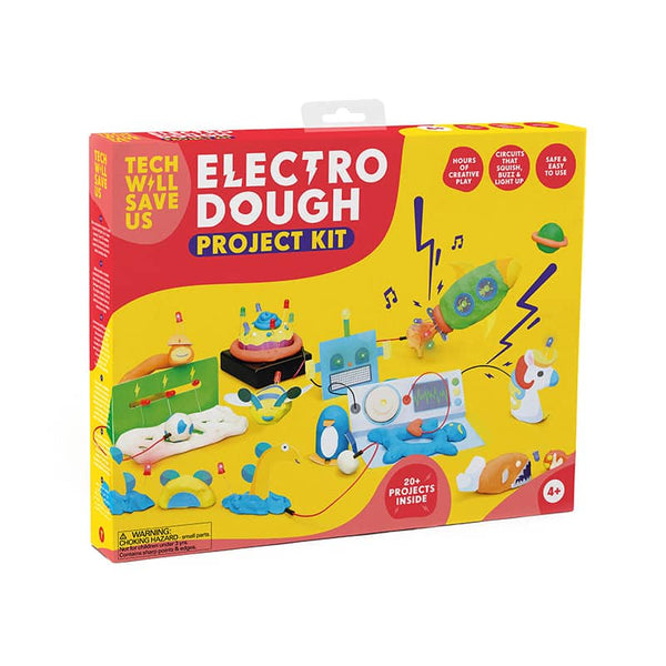 ELECTRO DOUGH PROJECT KIT