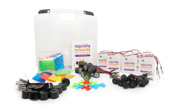SQUISHY CIRCUITS: GROUP KIT