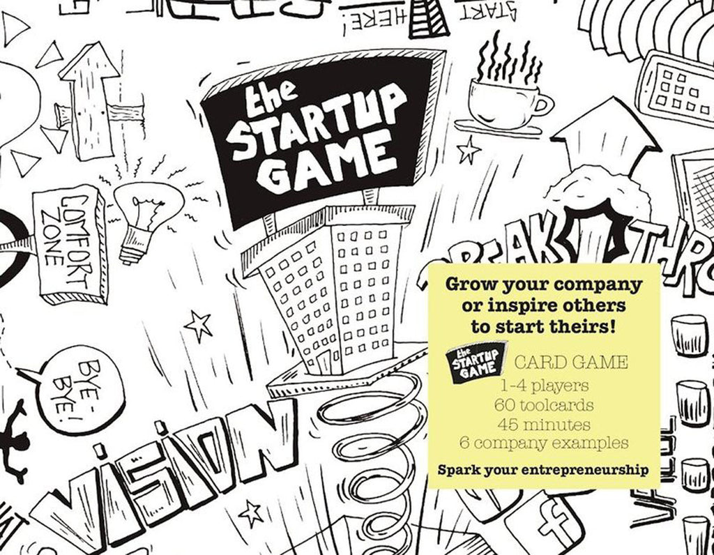 THE START UP COMPANY GAME