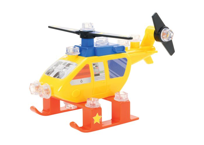 DESIGN & DRILL: POWER PLAY HELICOPTER