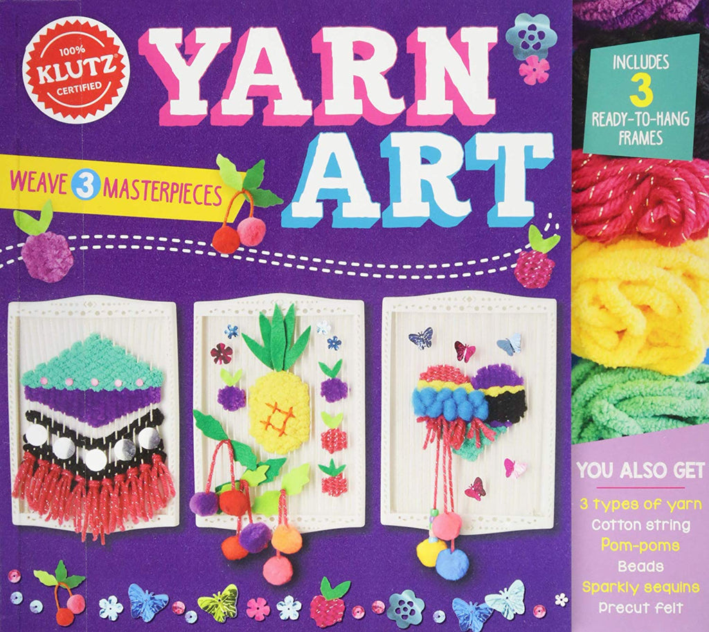 YARN ART CRAFTING KIT