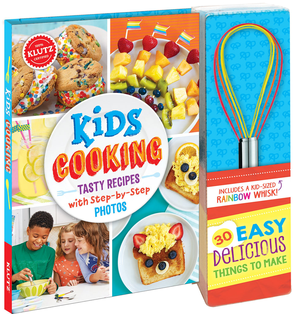 KIDS COOKING (COOK BOOK)