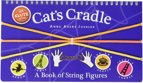 CAT'S CRADLE BOOK KIT