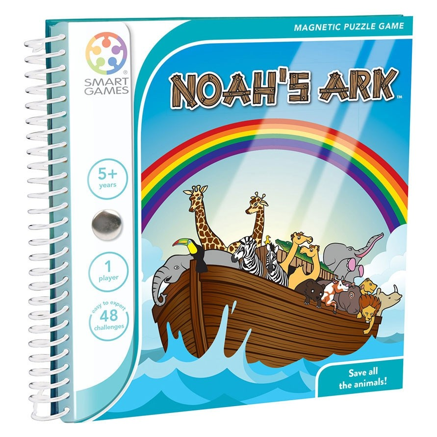 NOAH ARK MAGNETIC TRAVEL GAME