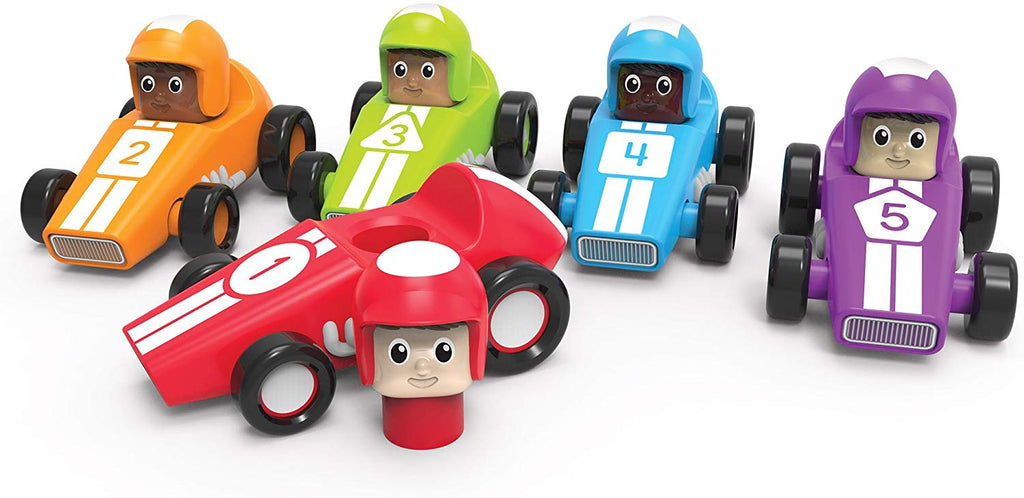 SPEEDY SHAPE RACERS
