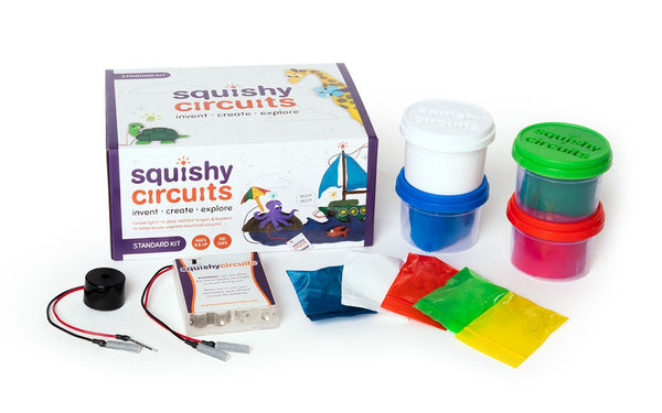 SQUISHY CIRCUITS: STANDARD KIT